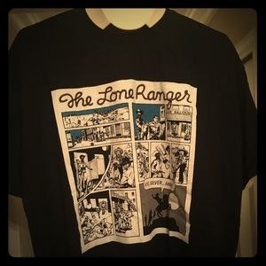 Other - The Lone Ranger Tee Shirt new with tags
